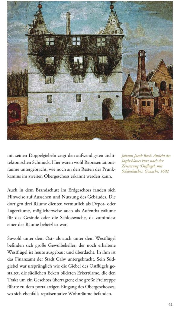 Kunstführer Kloster Hirsau