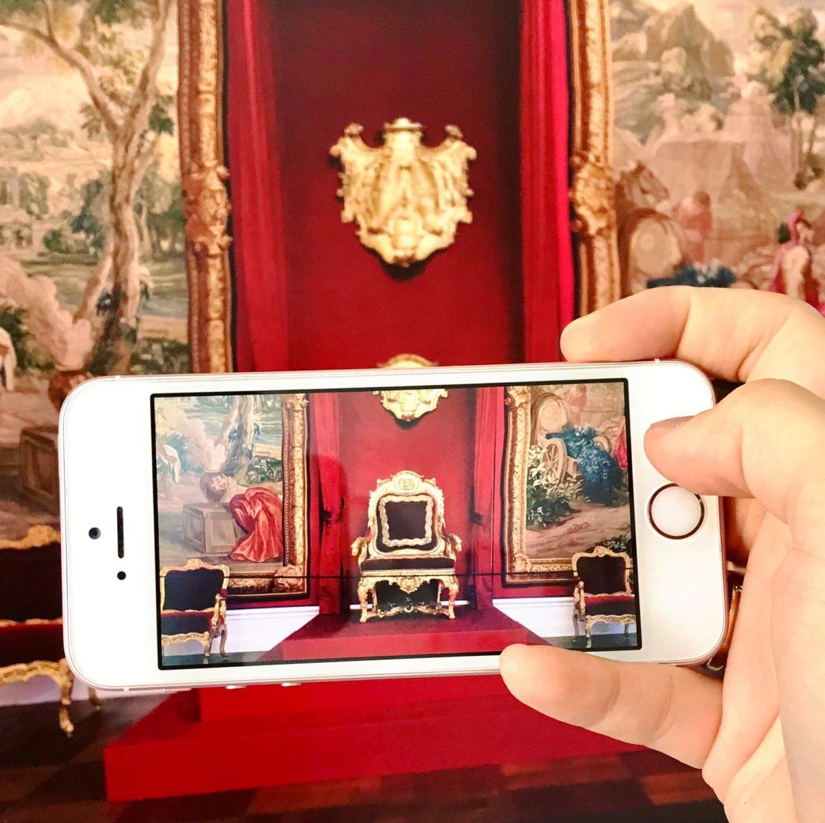 StaatsanzeigerPR: Konzept und Organisation Veranstaltung Instawalk in Schloss Bruchsal